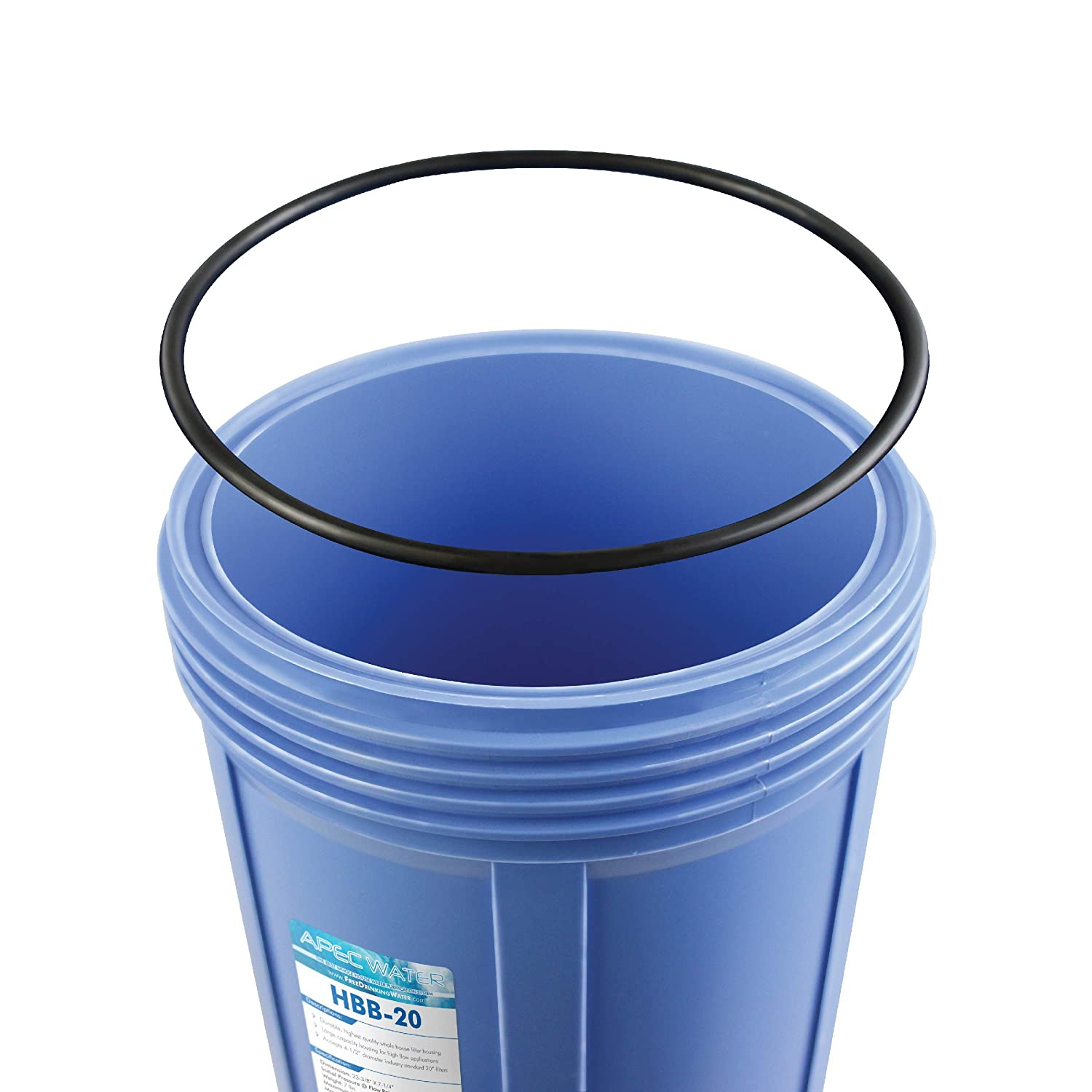 """APEC Replacement O-Ring For 10"""" or 20"""" Big Blue and Clear Water Filter Housing (O-RING-HB)"""