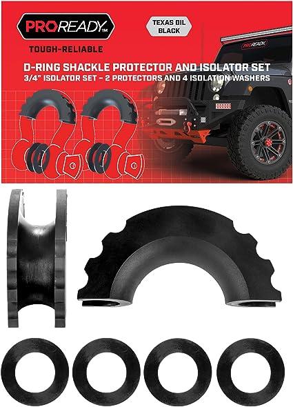 Shackles for trucks