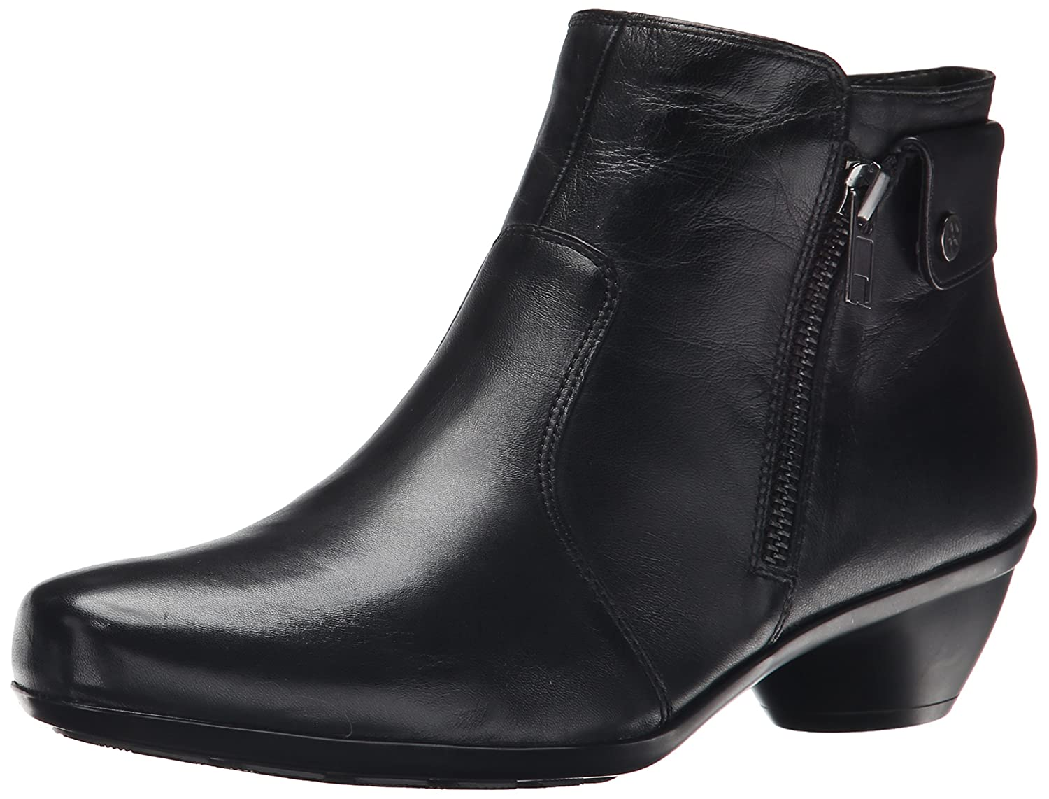 Naturalizer Women's Haley Boot B00UVA1I28 12 B(M) US|Black