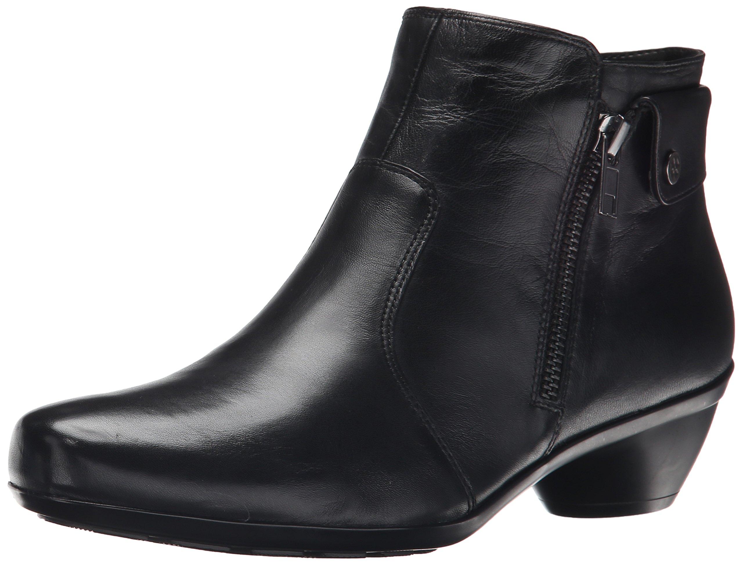 Naturalizer Women's Haley Boot, Black, 9 M US