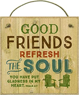 product image for Imagine Design Good Friends Refresh Soul Magnet, Multi