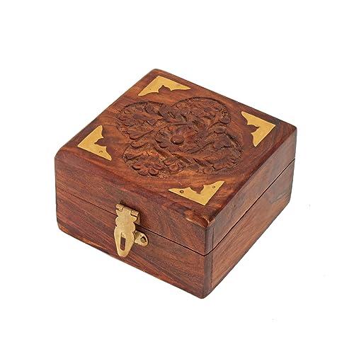 Amazon Small Decorative Boxes: Small Trinket Box: Amazon.co.uk