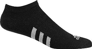 adidas M 3Pck Noshow Calcetines cortos, Hombre, Negro (Negro Cf8443), One Size (Tamaño del fabricante:6912)