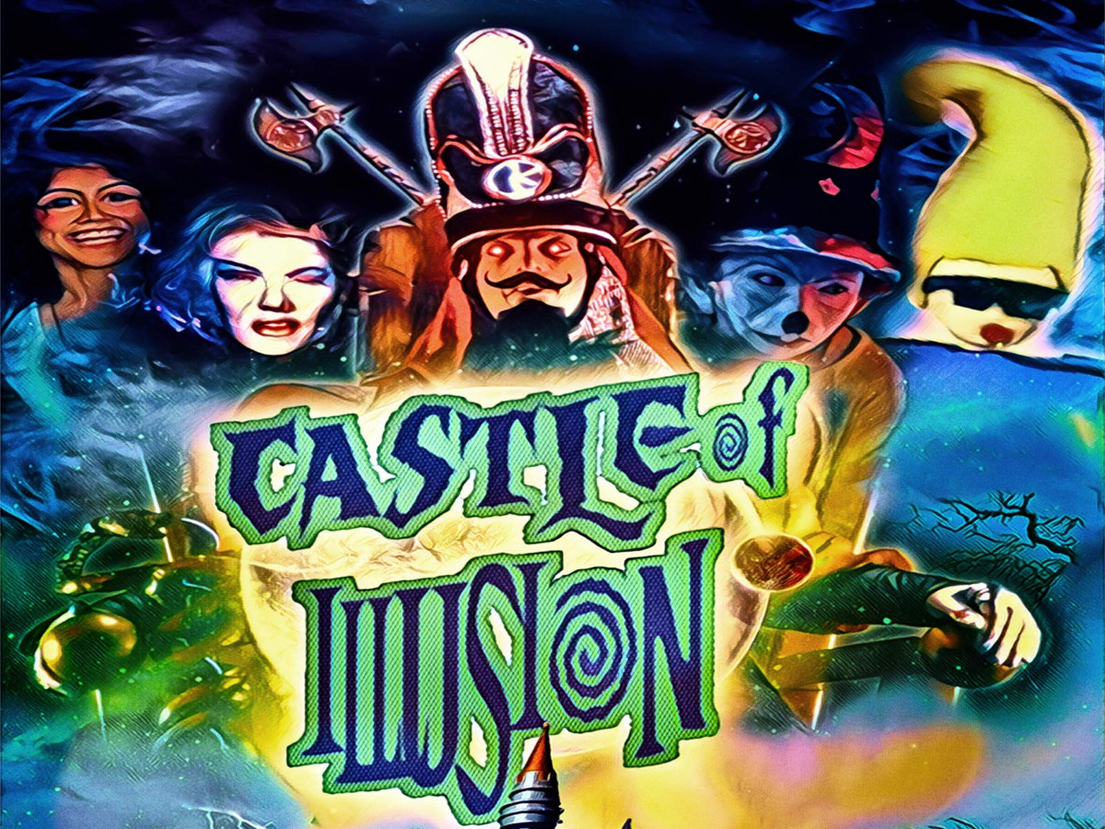 Castle of Illusion - Season 1