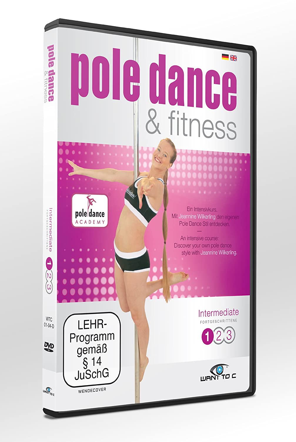 Pole Dance & Fitness – Intermediate 1: Curso intensivo – Descubre ...