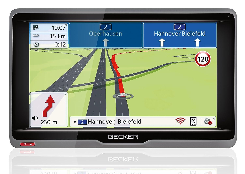 Becker ready Navigationsgerät