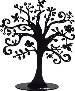 Widelife Jewelry Tree Stand Metal Jewelry Organize