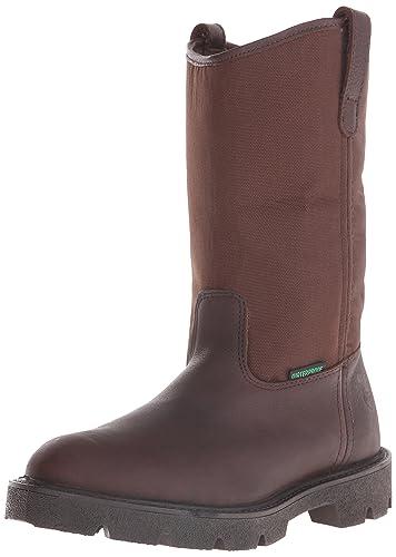 bottom boot smooth Wellington