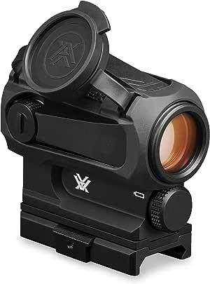 Vortex Optics SPARC Red Dot Sight Gen I - 2 MOA Dot (SPC-AR1)