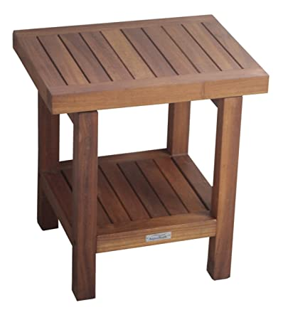 folding teak shower seat canada the original spa bench with shelf buy chair bed bath and beyond