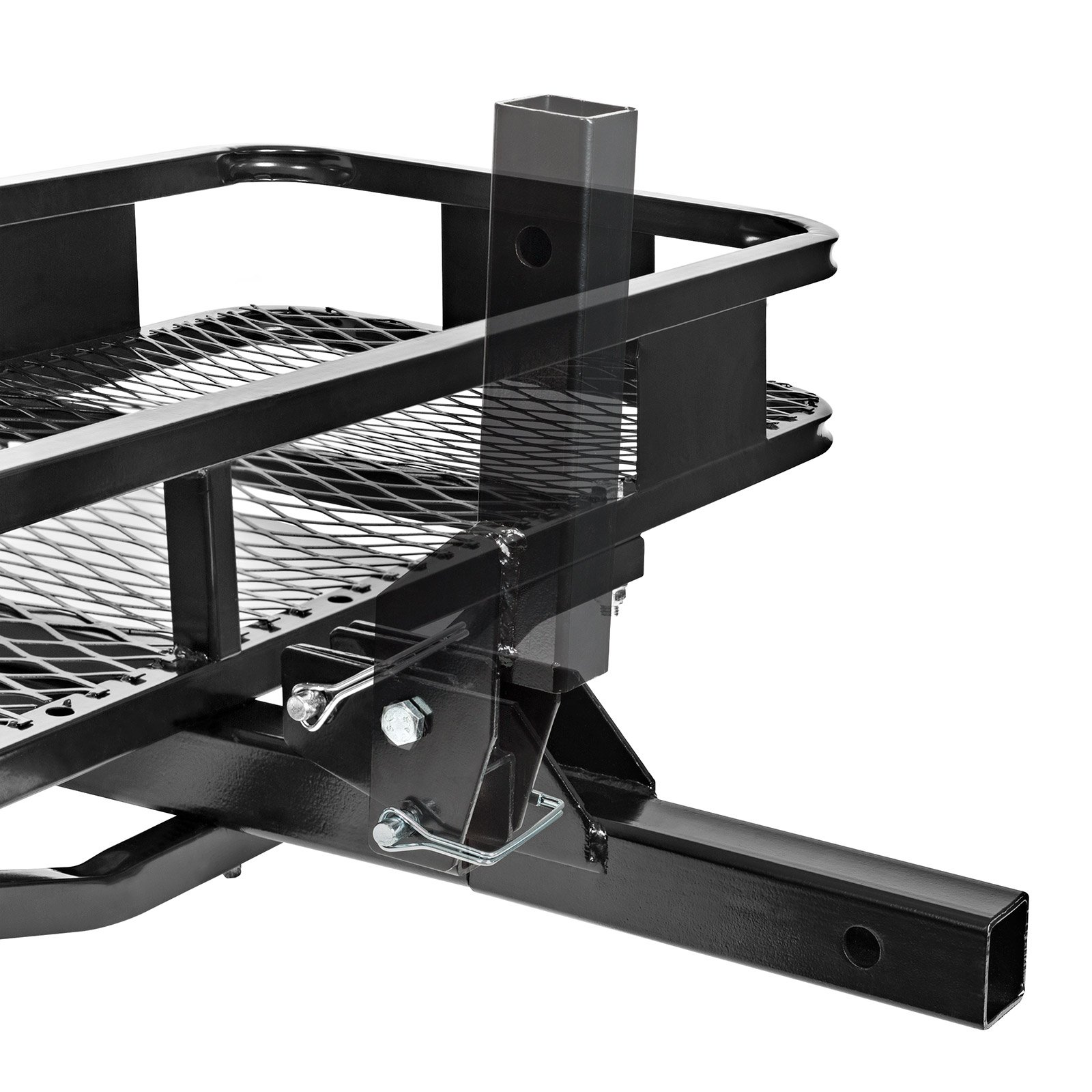 Direct Aftermarket Folding Hitch Cargo Carrier 60 inch Hauler 2 inch Receiver and Cargo Bag Combo by Direct Aftermarket (Image #5)