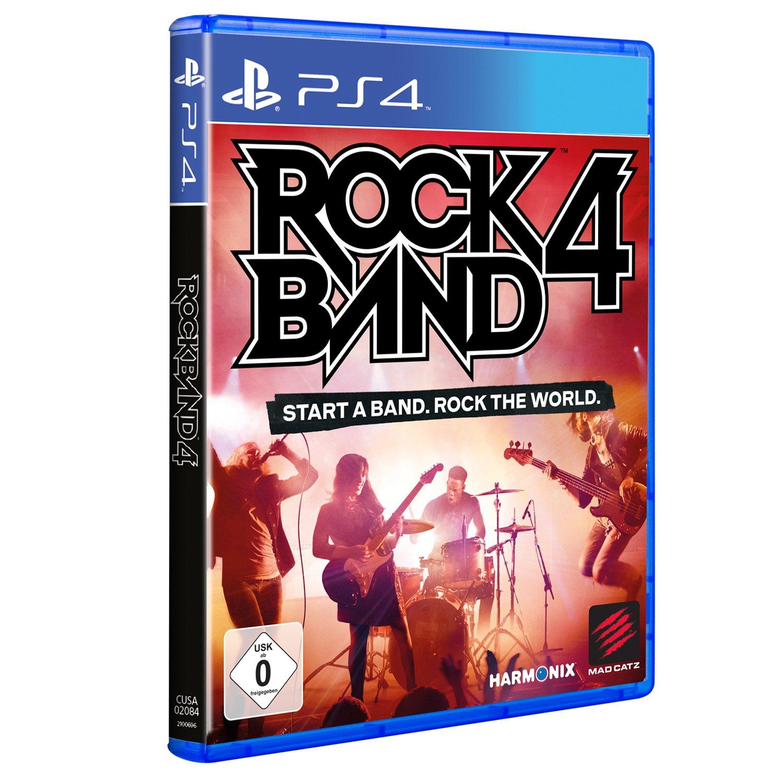 Rock Band 4 - [PlayStation 4]: Amazon.de: Games