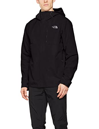 b8fab56821 The North Face Herren Regenjacke Dryzzle, tnf black, XXL: Amazon.de ...