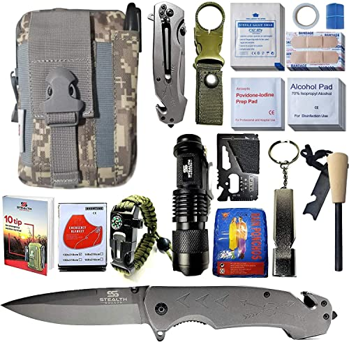 Gifts for Men Dad Husband Emergency Survival Gear