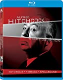 Alfred Hitchcock: The Classic Collection (Notorious / Rebecca / Spellbound) [Blu-ray]
