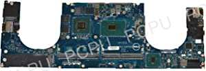 PC Parts Unlimited WVDX2 Dell XPS 15 9550 Precision 5510 Laptop Motherboard w/Intel i7-6820HQ 2.7GHz CPU