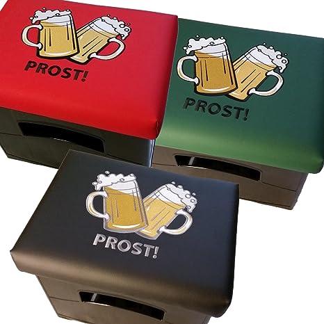 Cerveza Prost Buzón Caja de cerveza Taburete Cajas de cerveza cerveza Buzón Asiento Asiento Cojín taburete