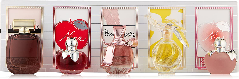 Nina Miniaturas Nina 5 Ud. 100 ml
