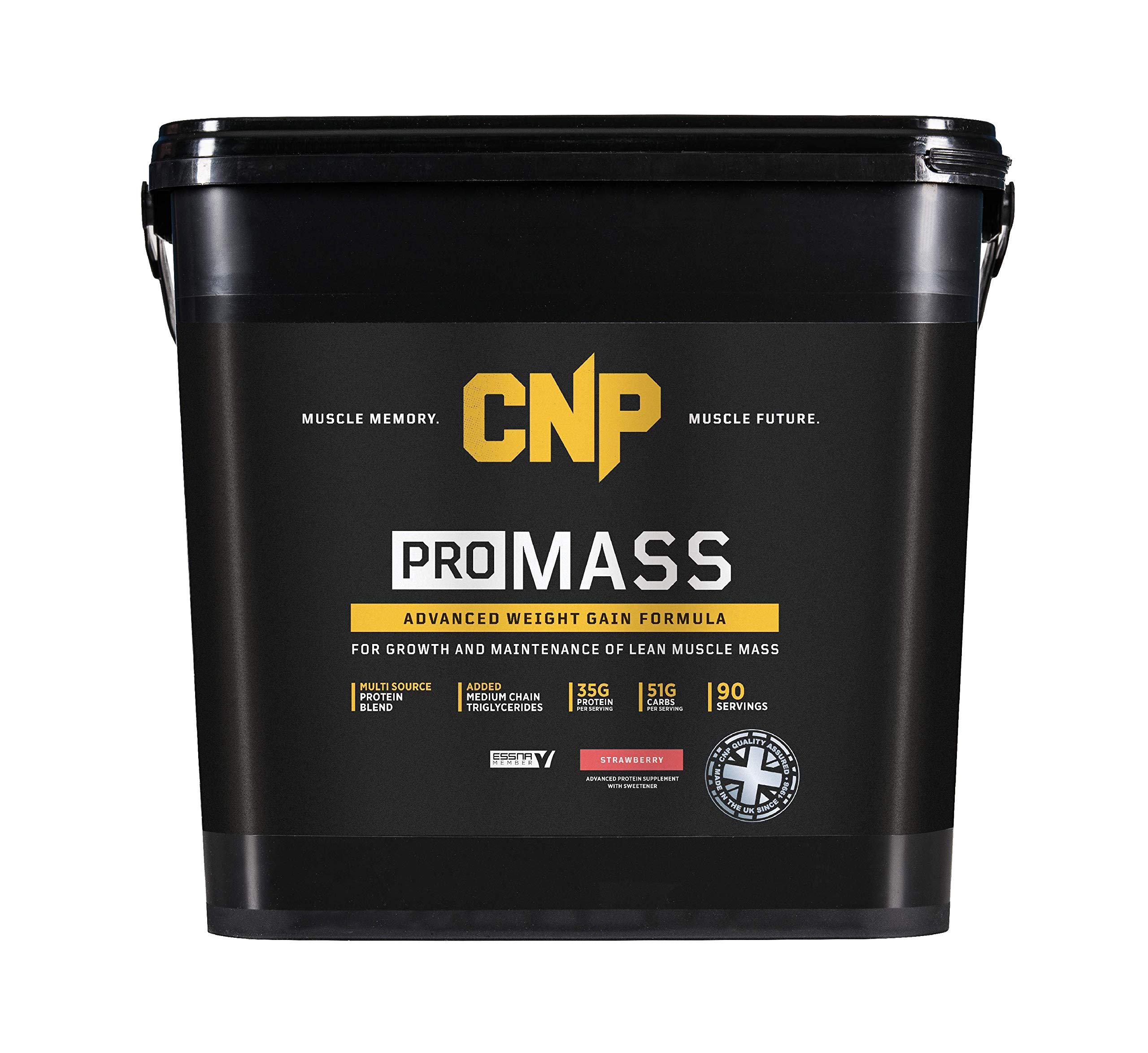 CNP Pro Mass - Strawberry, 4.5Kg
