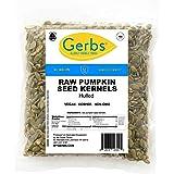 GERBS Raw Hulled Pumpkin Seed Kernels, 64 ounce Bag, Top 14 Food Allergen Free, Non GMO, Vegan, Keto, Paleo Friendly