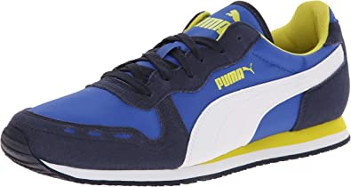 Puma de los hombres Cabana Racer Fun Sneaker