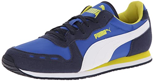 dae2ace134f Puma Men s Cabana Racer Fun Sneaker