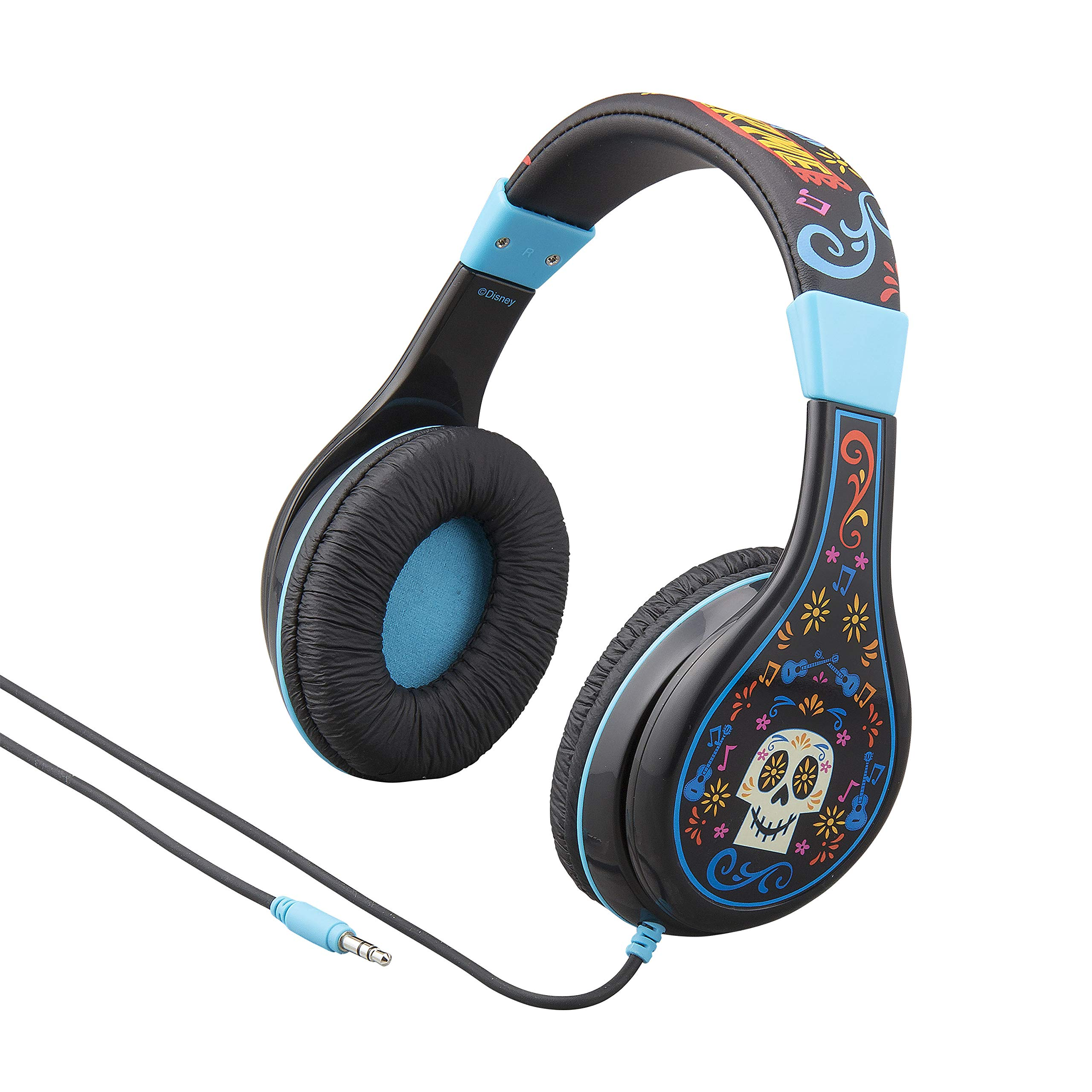 Coco Headphones for Kids with Built in Volume Limiting Feature for Kid Friendly Safe Listening