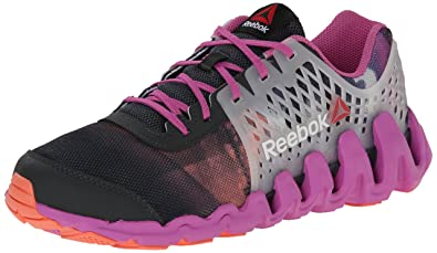 1ec188e11 Reebok Zigtech Big N Fast EX Running Shoe (Little Kid Big Kid)