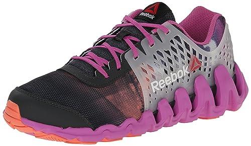 6101221a19 Reebok Zigtech Big and Fast Running Shoe (Little Kid/Big Kid)