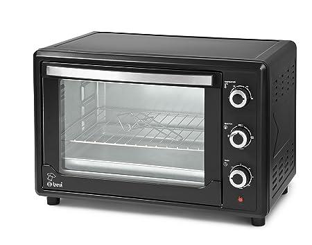 Trevi CL266 Cucinamor 45 - Horno eléctrico con ventilación: Amazon ...