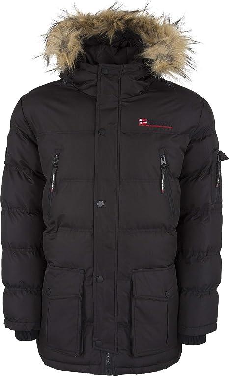 uomo XXL GEOGRAPHICAL NORWAY giacca uomo Building grigio