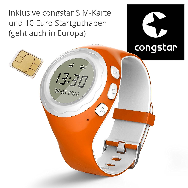 Reloj inteligente Pingonaut Kidwatch, para niños, con GPS ...