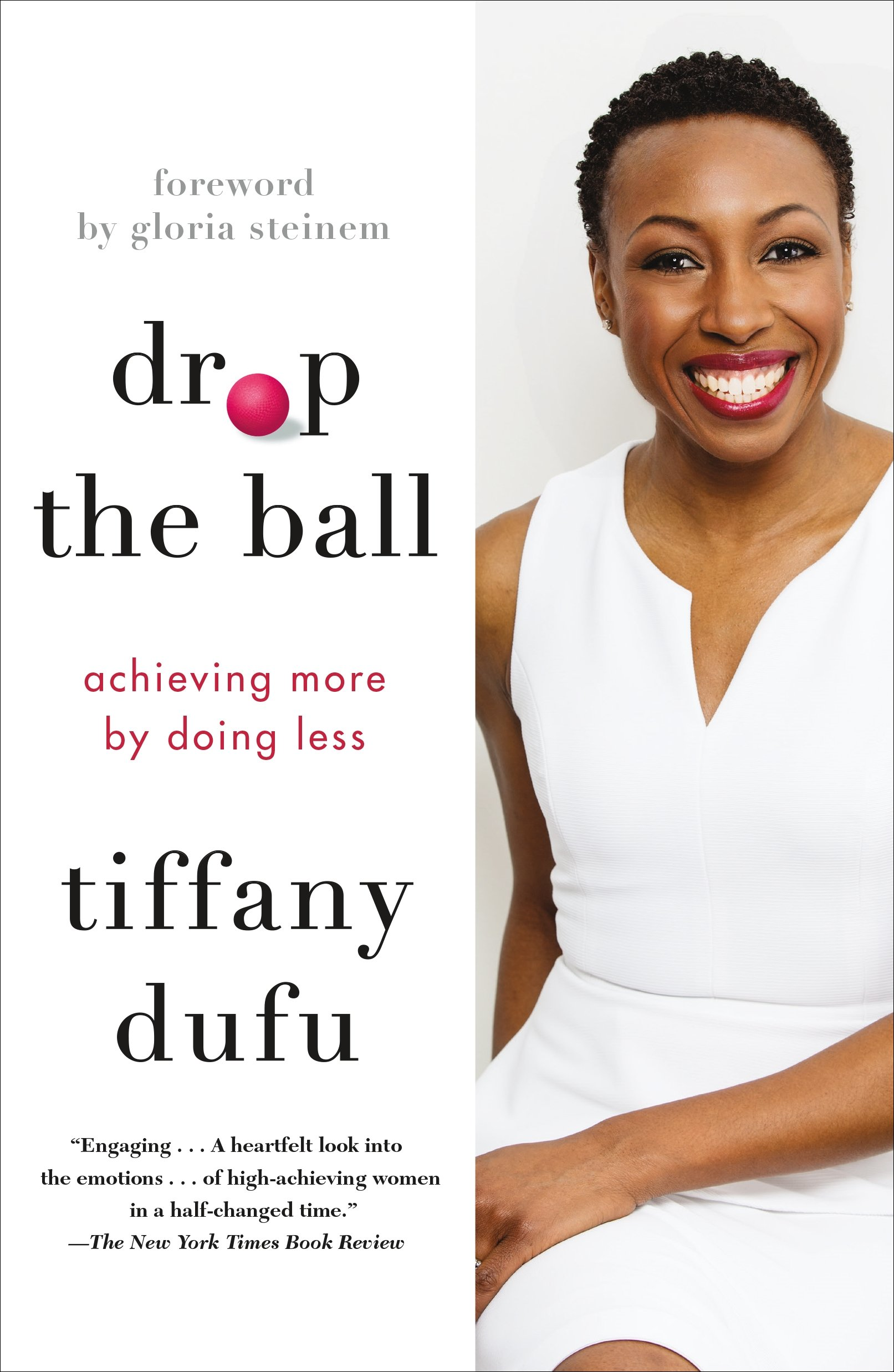 Drop Ball Achieving More Doing