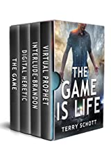 The Game is Life Boxed Set 1-4 Kindle Edition