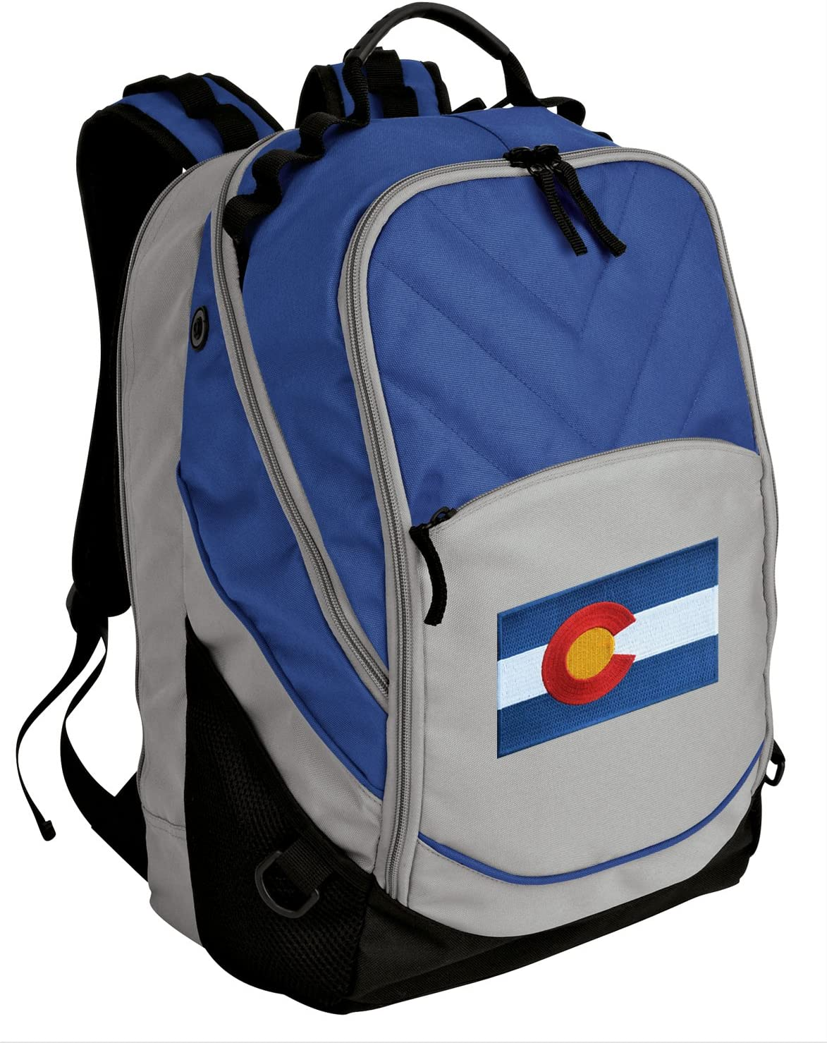 Colorado Flag Backpack Colorado Computer Bag