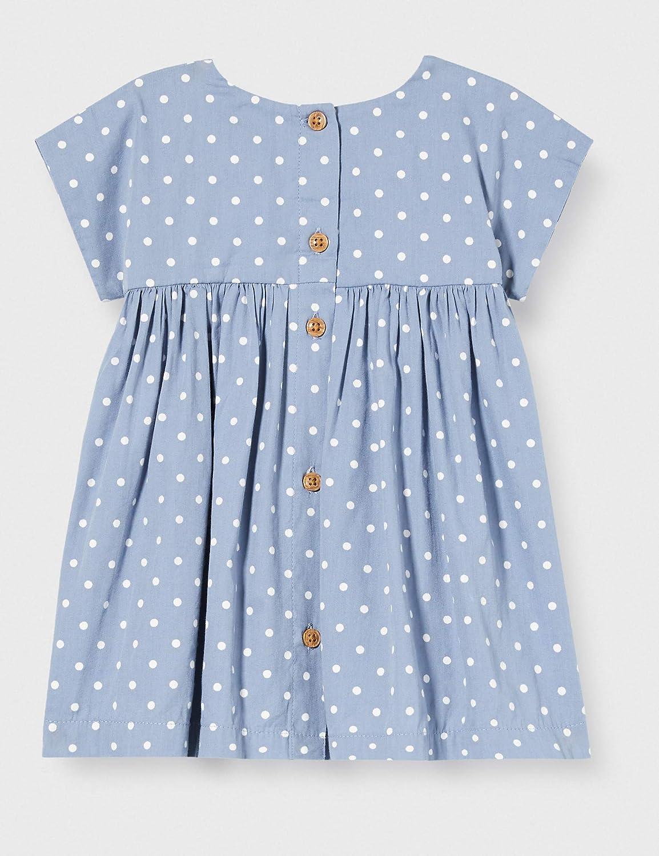 United Colors of Benetton Baby-M/ädchen Vestito Kleid
