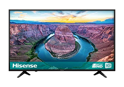 Hisense H65AE6100UK 65-Inch 4K Ultra HD HDR Smart TV with
