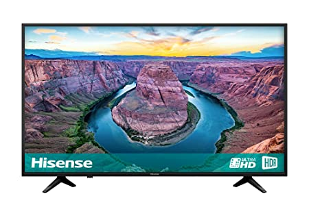 Hisense H50ae6100uk 50 Inch 4k Ultra Hd Hdr Smart Tv With Freeview