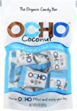 OCHO Candy The Organic Bar Coconut Minis, 8 oz