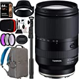 Tamron 28-200mm F/2.8-5.6 Di III RXD Lens Model A071 for Sony E-Mount Full Frame Mirrorless Cameras Bundle with Deco Gear Pho