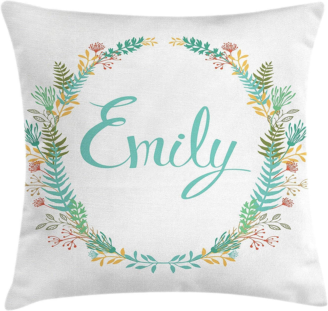 ziHeadwear Emily Throw Pillow Cushion