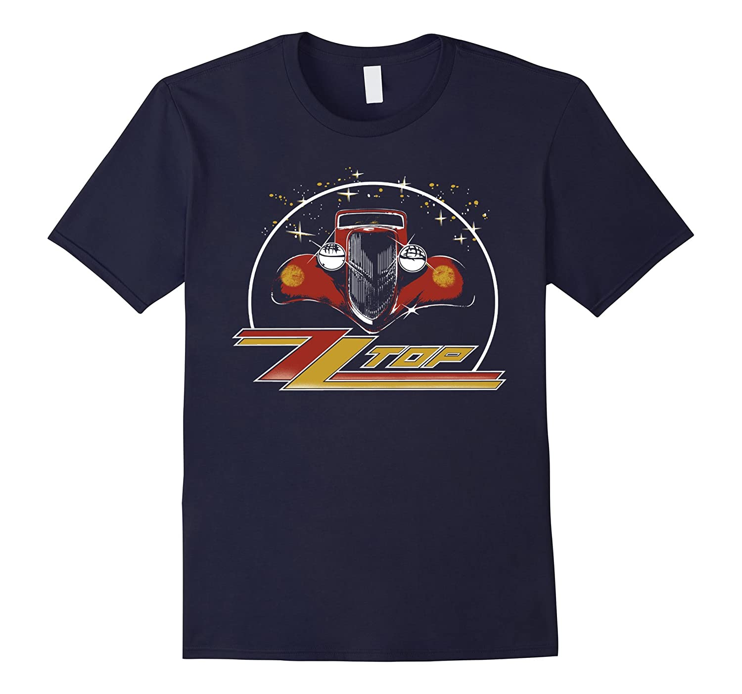 ZZ Top - Eliminator T-Shirt-FL