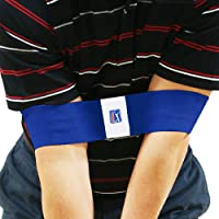 PGA Tour Swing Trainer Armband Training Aid - Blue