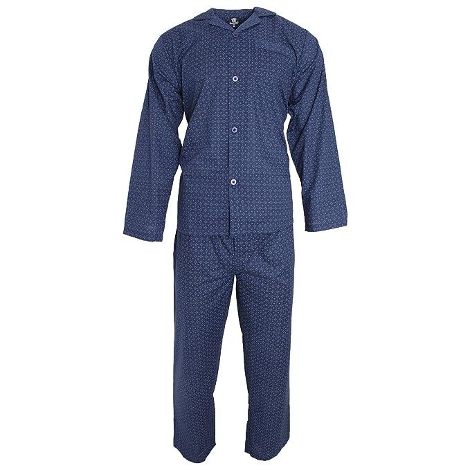 Cargo Bay - Pijama de Dos Piezas con diseño de Azulejos para Hombre: Amazon.es: Ropa y accesorios
