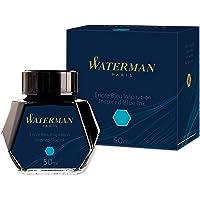 Waterman Şişe Mürekkep 50 ml, Deniz Mavi - S0110810