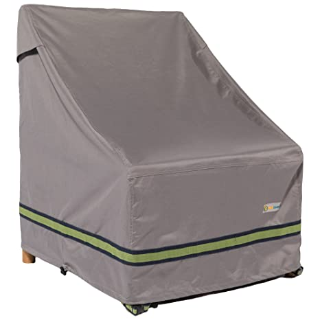 Rainproof Patio Furniture.Duck Covers Soteria Rainproof 36 Wide Patio Chair Cover