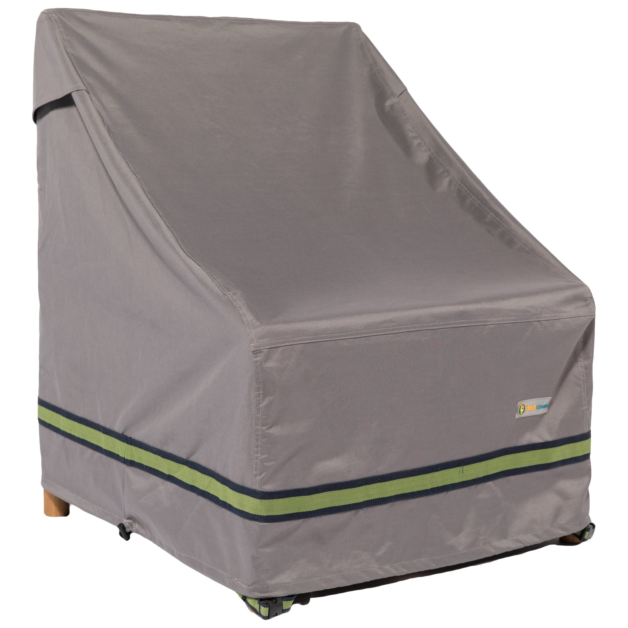 Duck Covers Soteria Rainproof 32'' Wide Patio Chair Cover