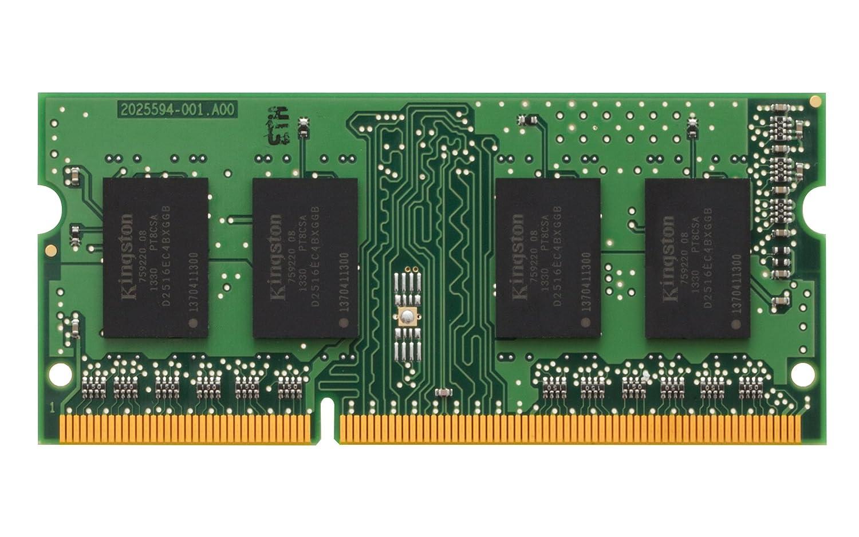Kingston KCP316SS8/4 - Memoria RAM para portátil de 4 GB (1600 MHz SODIMM, DDR3, 1.5V, CL11, 204-pin): Kingston: Amazon.es: Informática