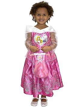 4afc7a57696af Disney - Déguisements Robe et Sac - La Belle au Bois Dormant Aurora - Rose -
