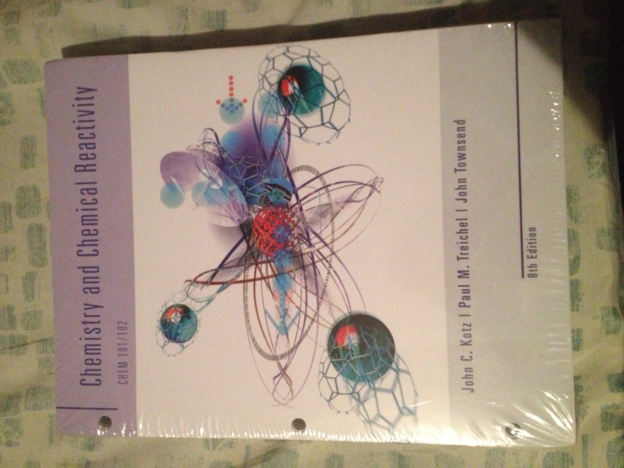 Chemistry Chemical Reactivity John Kotz product image
